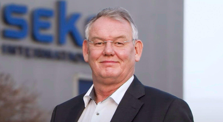 Firmengründer Hendrik Rumpfkeil