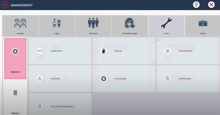 Zentralisierte Kundendaten auf einen Blick. Ikosoft