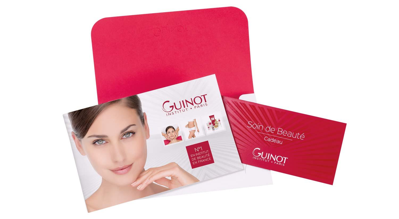 Professionelle Werbemittel von Guinot